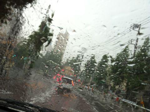 【東京地方】今夜は、雨で夜遅くには曇りとなりますが、夜遅くまで雷雨となる所があるでしょう。明日は、曇りで朝晩を中心に雨の降る所がある見込みです。4.jpg