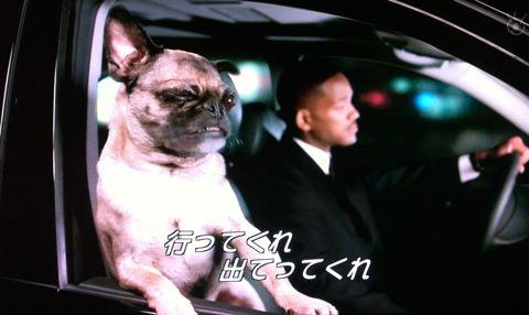Men In Black メン・イン・ブラック トミー・リー・ジョーンズ ウィル・スミス フランク:パグ Pitbull - Back In Time (featured in Men In Black III) 1.jpg