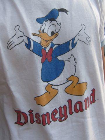 ディズニーTシャツビンテージTシャツヴィンテージTシャツDisneylandディズニーランドビンテージリンガーTシャツ MADE IN USA 80sドナルドTシャツ2.jpg