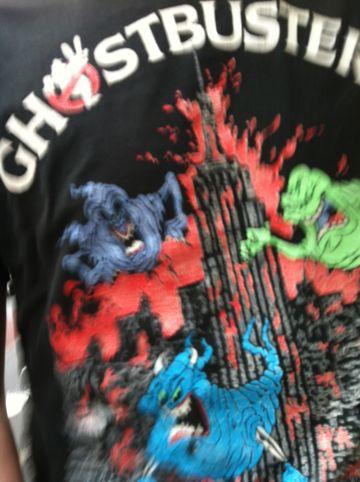 GHOSTBUSTERSゴーストバスターズビンテージTシャツヴィンテージTシャツ MADE IN USA 80sTシャツ ビル・マーレー ダン・エイクロイド シガニー・ウィーバー 1.jpg