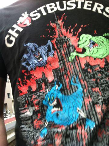 GHOSTBUSTERSゴーストバスターズビンテージTシャツヴィンテージTシャツ MADE IN USA 80sTシャツ ビル・マーレー ダン・エイクロイド シガニー・ウィーバー 3.jpg