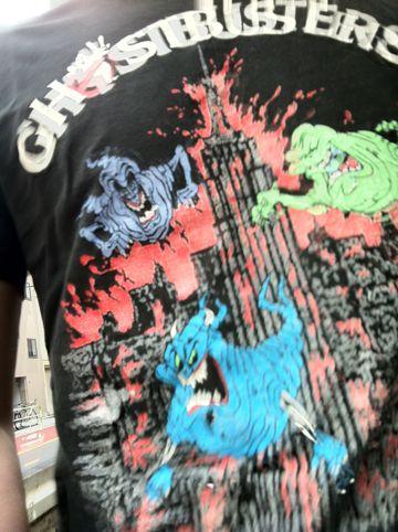 GHOSTBUSTERSゴーストバスターズビンテージTシャツヴィンテージTシャツ MADE IN USA 80sTシャツ ビル・マーレー ダン・エイクロイド シガニー・ウィーバー 4.jpg