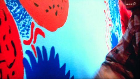草間彌生 NHKスペシャル 水玉の女王草間彌生の全力疾走 立花ハジメ バンビ 草間彌生 ルイヴィトン 草間彌生 水玉 草間彌生 かぼちゃ Kusama Yayoi LOUIS VUITTON 4.jpg