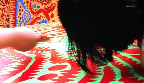 草間彌生 NHKスペシャル 水玉の女王草間彌生の全力疾走 立花ハジメ バンビ 草間彌生 ルイヴィトン 草間彌生 水玉 草間彌生 かぼちゃ Kusama Yayoi LOUIS VUITTON m.jpg