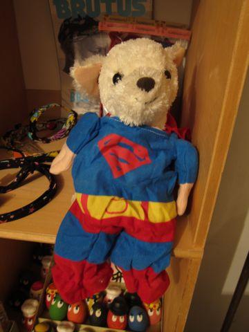 犬 服 洋服 ドッグウエア コスプレ スーパーマン スパイダーマン バットマン わんちゃん コスチューム ペットグッズ 犬用品 フントヒュッテ 1.jpg