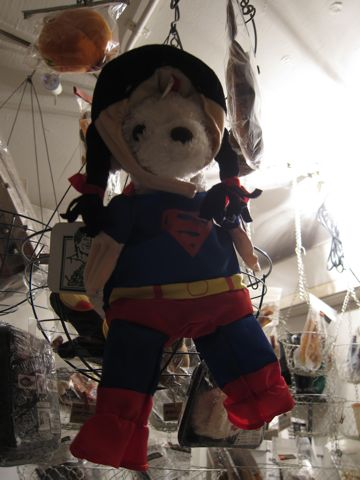 犬 服 洋服 ドッグウエア コスプレ スーパーマン スパイダーマン バットマン わんちゃん コスチューム ペットグッズ 犬用品 フントヒュッテ 2.jpg