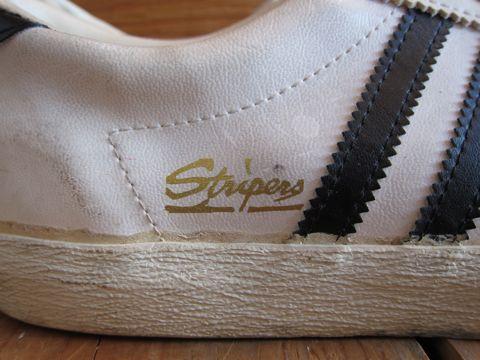 Stripers BY Thom McAn ヴィンテージスニーカー ビンテージスニーカー オールドスニーカー OLD 古着 60s 70s スニーカー トムマッキャン Thom McAn 逆輸入 MADE IN JAPAN 3.jpg