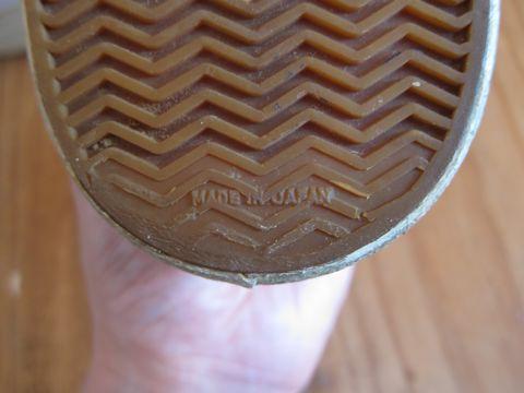 Stripers BY Thom McAn ヴィンテージスニーカー ビンテージスニーカー オールドスニーカー OLD 古着 60s 70s スニーカー トムマッキャン Thom McAn 逆輸入 MADE IN JAPAN 5.jpg