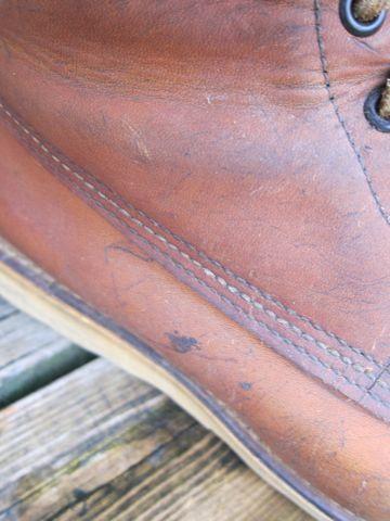 RED WINGS Irish Setter 877 50s 50年代製 レッドウイング アイリッシュセッター初期刺繍タグ 年代1954-58 生産国表記ナシ DU-FLEXソール ヴィンテージレッドウイング i.jpg