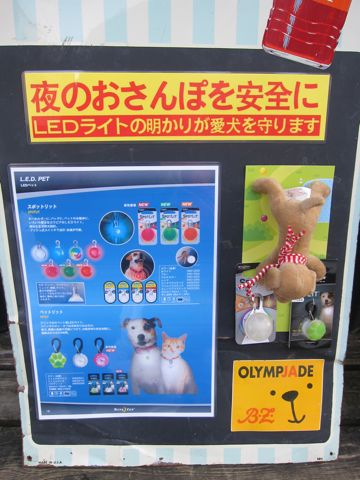 NITE IZE SPOTLIT LED ナイトアイズ スポットライト LEDライト 犬用おさんぽグッズ 夜のおさんぽ 夜道 暗い 犬 バースデーボード作成フントヒュッテ 2.jpg
