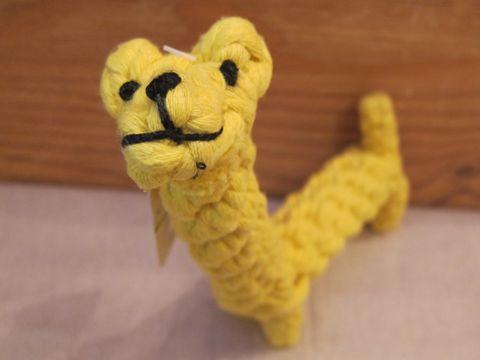 わんこおもちゃ犬デンタルロープ犬歯みがき効果のあるおもちゃポンポリース香り付きロープTOYティーカップベアデンタルロープキリンゾウ都内フントヒュッテ9.jpg