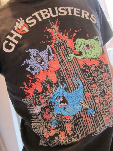GHOSTBUSTERSゴーストバスターズビンテージTシャツヴィンテージTシャツ MADE IN USA 80sTシャツ ビル・マーレー ダン・エイクロイド シガニー・ウィーバー 2.jpg