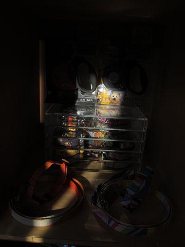フントヒュッテオリジナル首輪カラー犬用リード犬用品ハーネス犬胴輪わんこおさんぽかわいい首輪オシャレなリード東京マリメッコ生地ビンテージファブリックhundehutte1.jpg