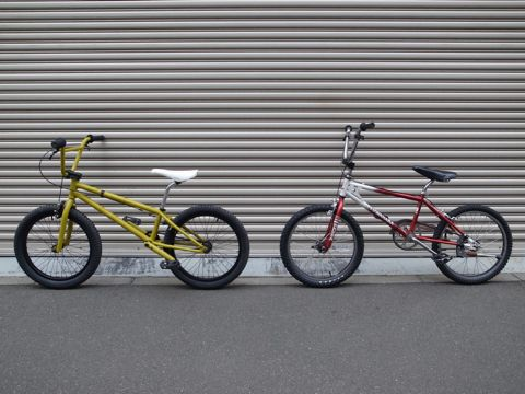KUWAHARA KZ-03 ET20周年復刻版 300台限定の希少モデル 世界300台限定 ET自転車 ET BMX オールドBMX ヴィンテージBMX 80年代当時のフレーム クワハラバイク 1.jpg