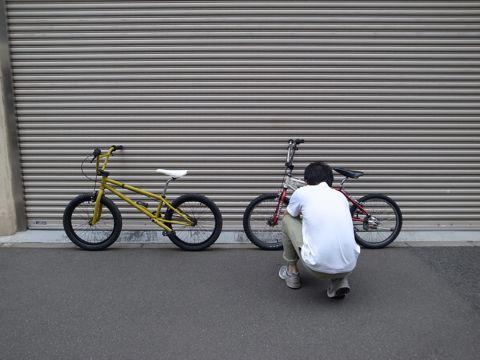KUWAHARA KZ-03 ET20周年復刻版 300台限定の希少モデル 世界300台限定 ET自転車 ET BMX オールドBMX ヴィンテージBMX 80年代当時のフレーム クワハラバイク 2.jpg