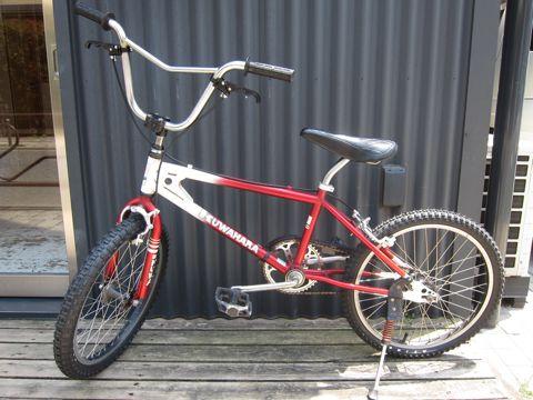 KUWAHARA KZ-03 ET20周年復刻版 300台限定の希少モデル 世界300台限定 ET自転車 ET BMX オールドBMX ヴィンテージBMX 80年代当時のフレーム クワハラバイク a.jpg