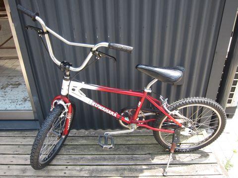 KUWAHARA KZ-03 ET20周年復刻版 300台限定の希少モデル 世界300台限定 ET自転車 ET BMX オールドBMX ヴィンテージBMX 80年代当時のフレーム クワハラバイク b.jpg