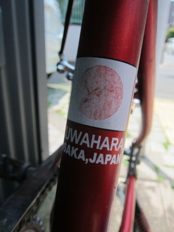 KUWAHARA KZ-03 ET20周年復刻版 300台限定の希少モデル 世界300台限定 ET自転車 ET BMX オールドBMX ヴィンテージBMX 80年代当時のフレーム クワハラバイク i.jpg