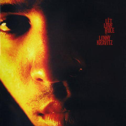 LENNY KRAVITZ LET LOVE RULE レニー・クラヴィッツ レット・ラヴ・ルール レニー・クラヴィッツが1989年に発表した初のスタジオ・アルバム ゴールド・ディスク.jpg