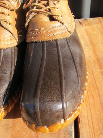 LLBean Bean Boots ビーンブーツ ショート ガムシューズ LLビーン 雨用ブーツ レインブーツ ヴィンテージ ビンテージ MADE IN USA アメリカ製 USA製 2.jpg