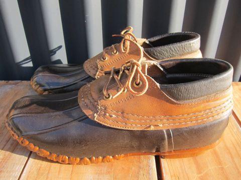 LLBean Bean Boots ビーンブーツ ショート ガムシューズ LLビーン 雨用ブーツ レインブーツ ヴィンテージ ビンテージ MADE IN USA アメリカ製 USA製 3.jpg