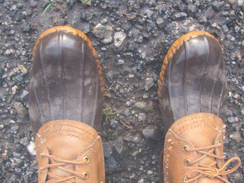 LLBean Bean Boots ビーンブーツ ショート ガムシューズ LLビーン 雨用ブーツ レインブーツ ヴィンテージ ビンテージ MADE IN USA アメリカ製 USA製 8.jpg