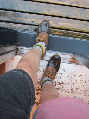 LLBean Bean Boots ビーンブーツ LLビーン ヴィンテージ MADE IN USA アメリカ製 USA製 KAVU カブー ショートパンツ クレイジーカラー クレイジーパターン.jpg