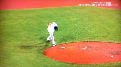 上原浩治 KOJI UEHARA 地球史上最高のクローザー レッドソックス 世界一 メジャーで評価される理由 MLB ワールドシリーズ2013 海外の反応 上原の長男・一真君 1.jpg