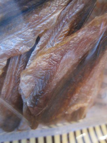 オーシーファーム愛犬愛猫用スナック北海道100%北海道素材のみ無添加手作り犬おやつあらびきビーフ国内漁港水揚げの原料使用とびうおハタハタフントヒュッテ愛犬のガム6.jpg