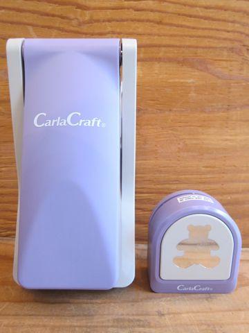 ペーパークラフト クラフトパンチ Fiskars/フィスカース ハンドパンチ 1:4Bone(ボーン) 骨型 カーラクラフト メガパンチ メガジャンボ Carla Craft 6.jpg