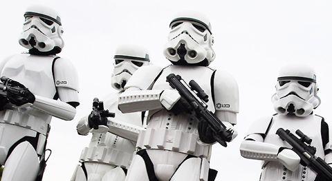 Star Wars Episode VII J・J・エイブラムス監督 スター・ウォーズ エピソードVII スター・ウォーズの日 ハリソン・フォード キャリー・フィッシャー マーク・ハミル 5.jpg