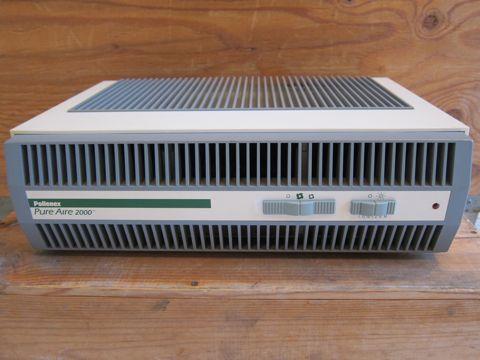 アメリカのマイナスイオン発生器 インダストリアル USA デザイン Pollenex Pure Aire 2000 マイナスイオン発生器 効果 マイナスイオン発生装置 花粉症対策 花粉症 効果 1.jpg