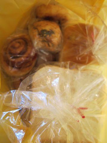 Baking Lab おいしいパン屋さん 文京区 白山 隠れ家パン屋さん 天然酵母 オーガニック 有機 金曜土曜の二日のみの営業 天然酵母を使ったパン屋さん 限定営業 b.jpg