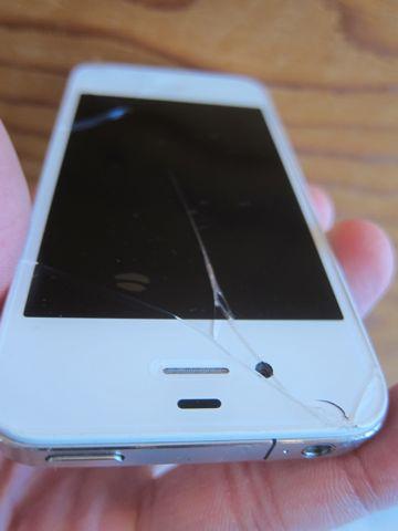 iPhone 割れた 画面が割れた 修理 修理代 Apple Care アップルケア アップルサポート Apple Store銀座 ジーニアスバー 6 5S 5C 5 4S 4 バックアップ ケース.jpg