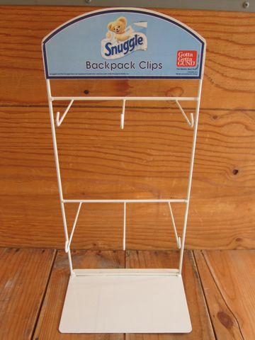 Snuggle Store Display Hook スナッグル 意味 抱きしめる ファーファー テディベアー フック付店舗什器 アメリカンビンテージ ヴィンテージ ストアディスプレイ.jpg