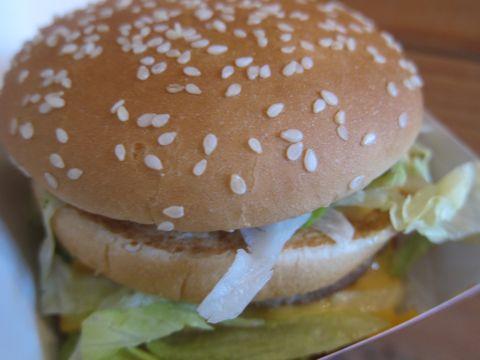 ビッグマック マックのポテト マックフライポテト マックランチ 平日限定 ビッグマックMセット マクドナルド マクド マック ハンバーガー大学 2.jpg