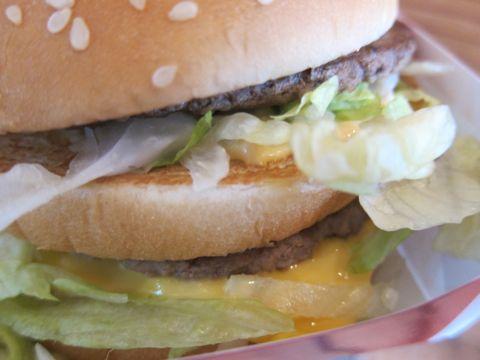 ビッグマック マックのポテト マックフライポテト マックランチ 平日限定 ビッグマックMセット マクドナルド マクド マック ハンバーガー大学 3.jpg