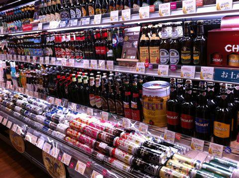 ビール 世界のビール 夏といえばビール 海外 ビール EKU ビールサーバー 東京 関東 世界のビールが置いてある店 ビールの種類豊富な店 缶ビール 1.jpg