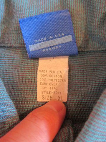 OP オーシャンパシフィック USA製 MADE IN USA アメリカ製 サーフポロ 表記サイズ ボーイズXL 実寸 サイズ Sサイズ ビンテージポロシャツ 70s 80s 90s 3.jpg