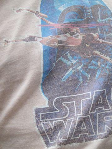 STAR WARS スター・ウォーズ ヴィンテージTシャツ オフィシャルTシャツ Xウイング 1980年代 80s ジョージ・ルーカス ダース・ベイダー USA製 MADE IN USA 1.jpg