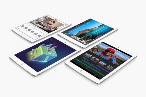 iPad Air 2 iPad mini 3 アップル 世界最薄 ゴールドカラー 極薄タブレット 画像 発売日 予約 最新情報 サイズ 価格 発表 Apple Wi-Fi SIMフリー アクセサリー.jpg