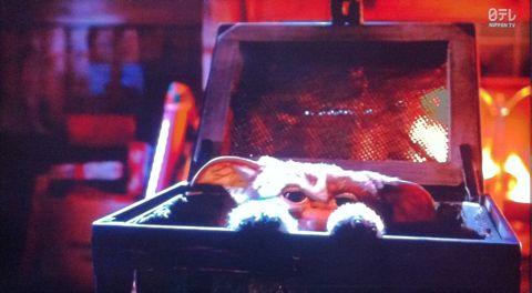 グレムリン GREMLINS クリスマス映画 スピルバーグ ジョー・ダンテ監督 ザック・ギャリガン フィービー・ケイツ モグワイ ギズモ ストライプ.jpg