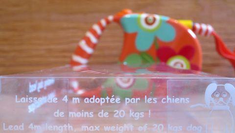 PYLONES ピローヌ パリ フランス生まれの雑貨ブランド デザイナーSophie Crea Crea 伸縮自在リード 犬用リード フレキシリード フントヒュッテ 東京 8.jpg