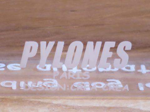 PYLONES ピローヌ パリ フランス生まれの雑貨ブランド デザイナーSophie Crea Crea 伸縮自在リード 犬用リード フレキシリード フントヒュッテ 東京 9.jpg