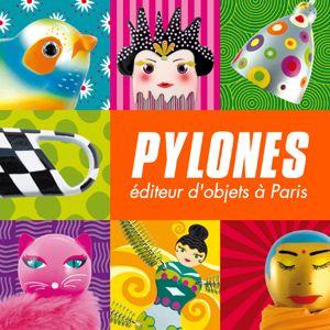 PYLONES ピローヌ パリ フランス生まれの雑貨ブランド デザイナーSophie Crea Crea 伸縮自在リード 犬用リード フレキシリード フントヒュッテ 東京 10.jpg