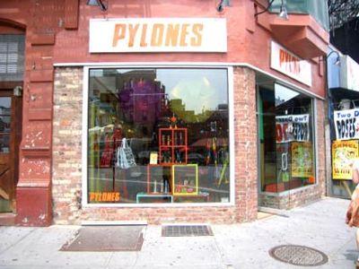 PYLONES ピローヌ パリ フランス生まれの雑貨ブランド デザイナーSophie Crea Crea 伸縮自在リード 犬用リード フレキシリード フントヒュッテ 東京 11.jpg
