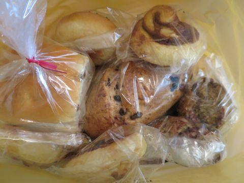 Baking Lab おいしいパン屋さん 文京区 白山 隠れ家パン屋さん 天然酵母 オーガニック 有機 金曜土曜の二日のみの営業 天然酵母を使ったパン屋さん 限定営業 1.jpg