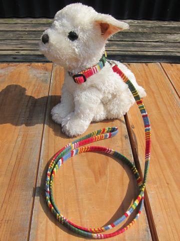 フントヒュッテオリジナル首輪カラーリードリーシュハーネス文京区hundehutte東京かわいい犬の首輪メキシコで最も有名な織物サラペサラッペ SARAPE Collar Leash Harness_4.jpg