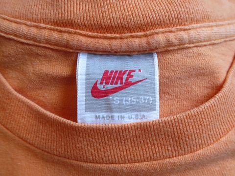 NIKE ナイキ 90s 銀タグ MADE IN USA USA製 アメリカ製 NIKE Tシャツ ビンテージTシャツ ヴィンテージTシャツ NIKE AIR 90年代 ナイキ レア 画像 古着 アメカジ 1.jpg