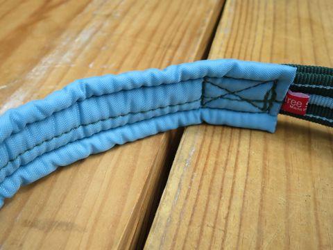 free-stitch フリーステッチ 日本製 Made in Japan フレッシュストライプハーフチョーク クッション付き首輪 OUTLET アウトレット 通販 フントヒュッテ 文京区 画像 東京 2.jpg